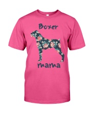 Mother's Day 2020 Gifts boxer Classic T-Shirt tile