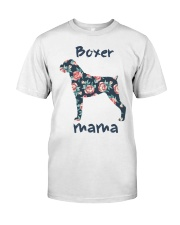 Mother's Day 2020 Gifts boxer Classic T-Shirt front