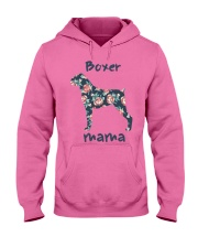 Mother's Day 2020 Gifts boxer Hooded Sweatshirt thumbnail