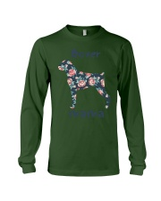 Mother's Day 2020 Gifts boxer Long Sleeve Tee thumbnail