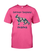 Mother's Day 2020 Gifts german shepherd Classic T-Shirt tile