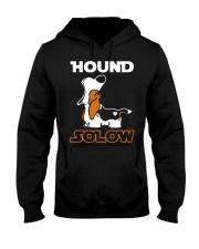 Limited Edition - Basset Hound - Han Solo Hooded Sweatshirt thumbnail