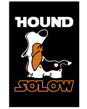 Limited Edition - Basset Hound - Han Solo 16x24 Poster thumbnail