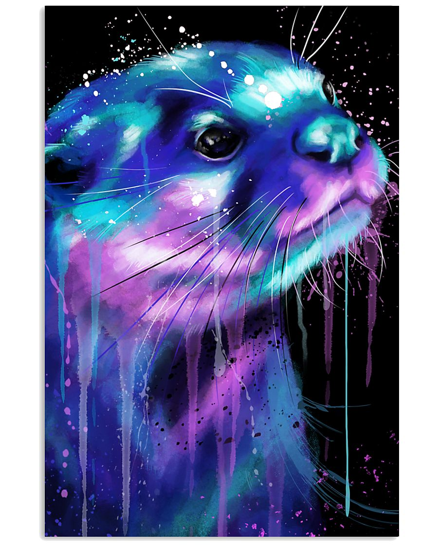 Poster Otter 11x17 Poster