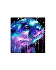 Poster Otter Square Magnet thumbnail