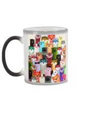 Poster Otter Color Changing Mug color-changing-left