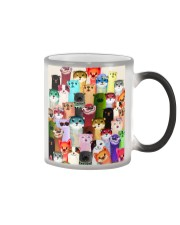 Poster Otter Color Changing Mug color-changing-right
