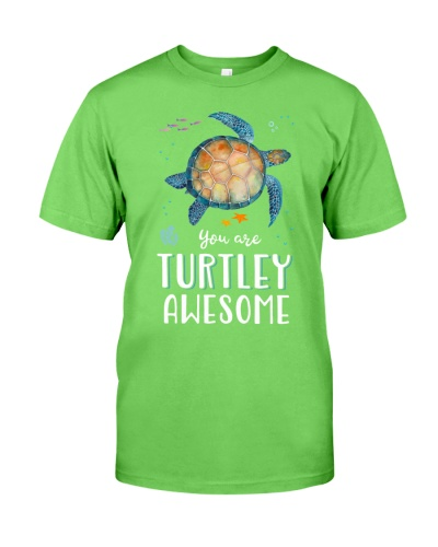 You are turtles awesome