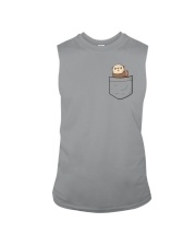 Pocket Otter  Sleeveless Tee tile