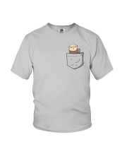 Pocket Otter  Youth T-Shirt tile