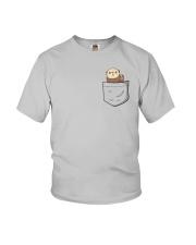 Pocket Otter  Youth T-Shirt thumbnail