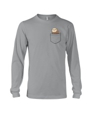 Pocket Otter  Long Sleeve Tee tile