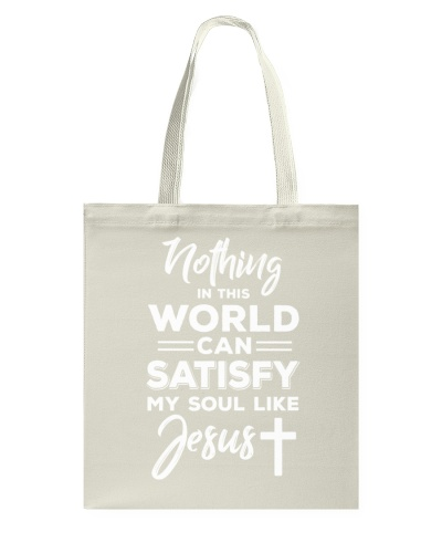 My soul like Jesus