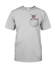 Pocket Chihuahua Classic T-Shirt front
