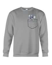 Pocket Koala Crewneck Sweatshirt front