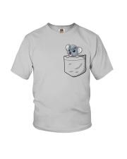 Pocket Koala Youth T-Shirt thumbnail