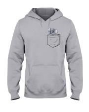 Pocket Koala Hooded Sweatshirt thumbnail
