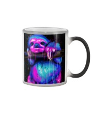 Poster Sloth Color Changing Mug thumbnail