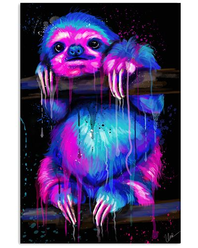 Poster Sloth