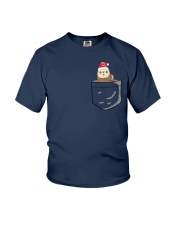 Pocket Otter Youth T-Shirt thumbnail