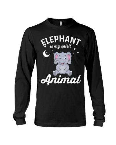 Elephant is my spirit Animal