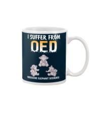 Obsesive Elephant Disorder Mug thumbnail