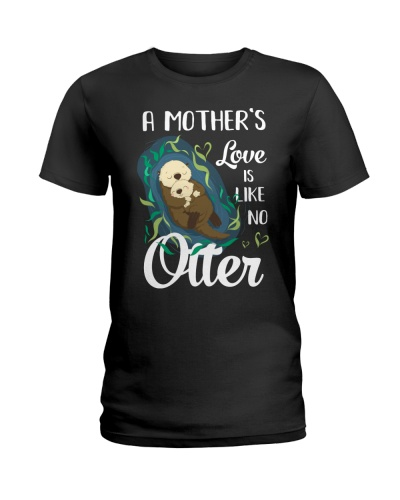 A Mother's love is like no otter