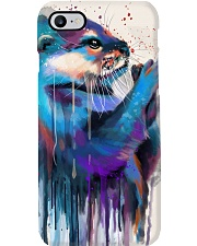 Poster Otter Phone Case tile