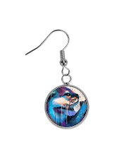 Poster Otter Circle Earrings thumbnail
