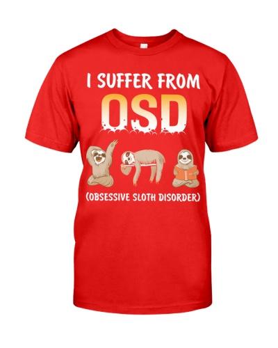 Obsessive Sloth Disorder