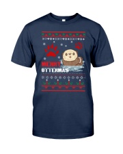 Merry Ottermas Classic T-Shirt thumbnail
