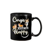 Corgis Make Me Happy Mug thumbnail