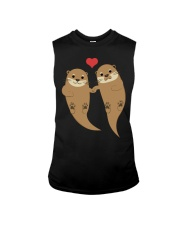 Otter Lovers Sleeveless Tee thumbnail