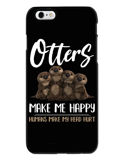 Otters Make me Happy