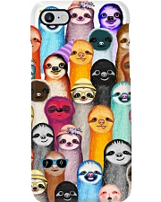 Poster Sloth Phone Case thumbnail
