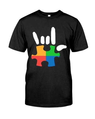 Autism Hand Rock