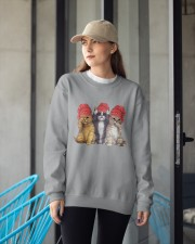 Cats Crewneck Sweatshirt apparel-crewneck-sweatshirt-lifestyle-front-12