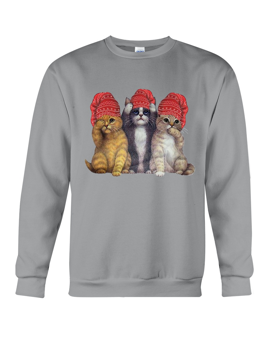 Cats Crewneck Sweatshirt