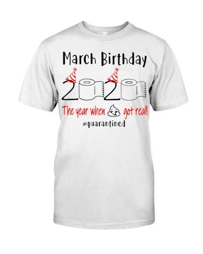 March Girls 2020