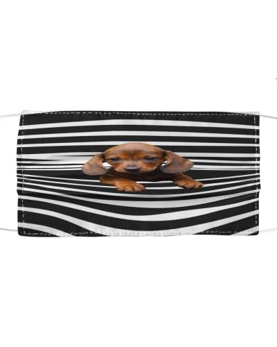 dachshund mask