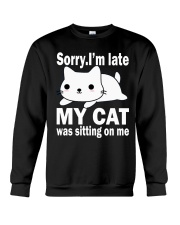 Cats Crewneck Sweatshirt thumbnail