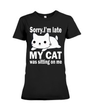 Cats Premium Fit Ladies Tee thumbnail