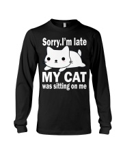 Cats Long Sleeve Tee thumbnail