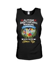 Autism Mom Unisex Tank thumbnail