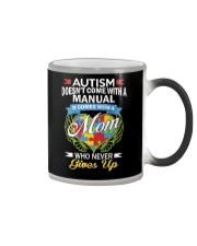 Autism Mom Color Changing Mug thumbnail