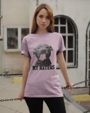 Pibull Classic T-Shirt apparel-classic-tshirt-lifestyle-19