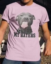 Pibull Classic T-Shirt apparel-classic-tshirt-lifestyle-28