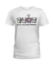 ELEPHANTS Ladies T-Shirt front