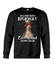 Classic Black Cats Crewneck Sweatshirt thumbnail
