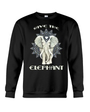 SAVE THE ELEPHANT Crewneck Sweatshirt thumbnail